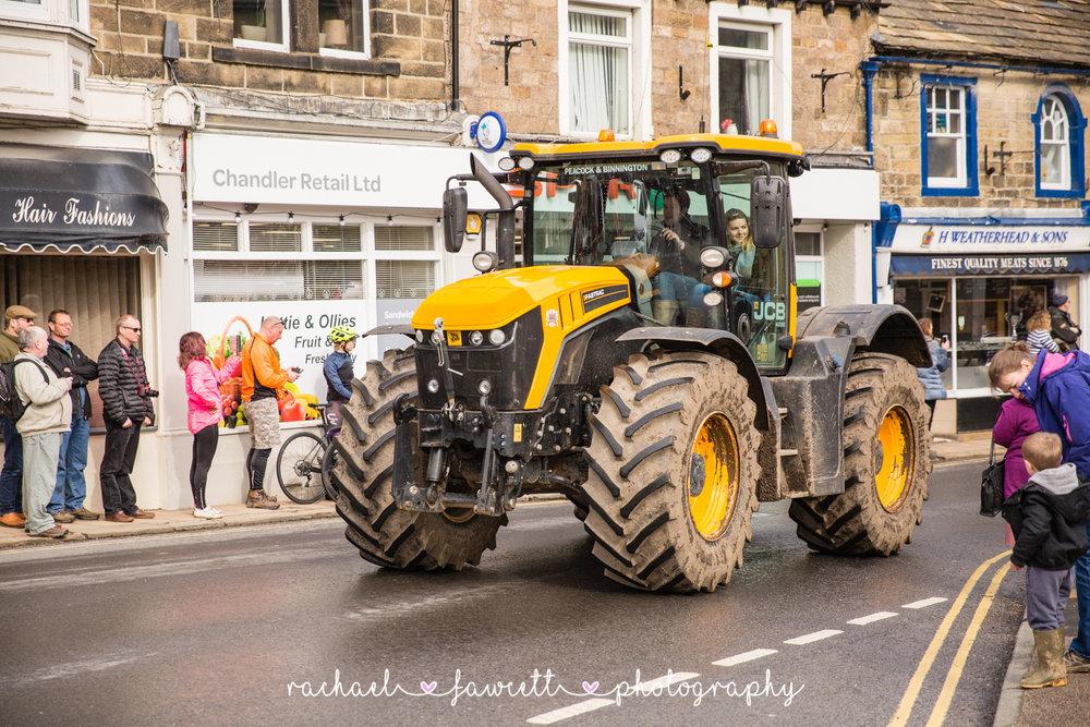 Tractor Run 372
