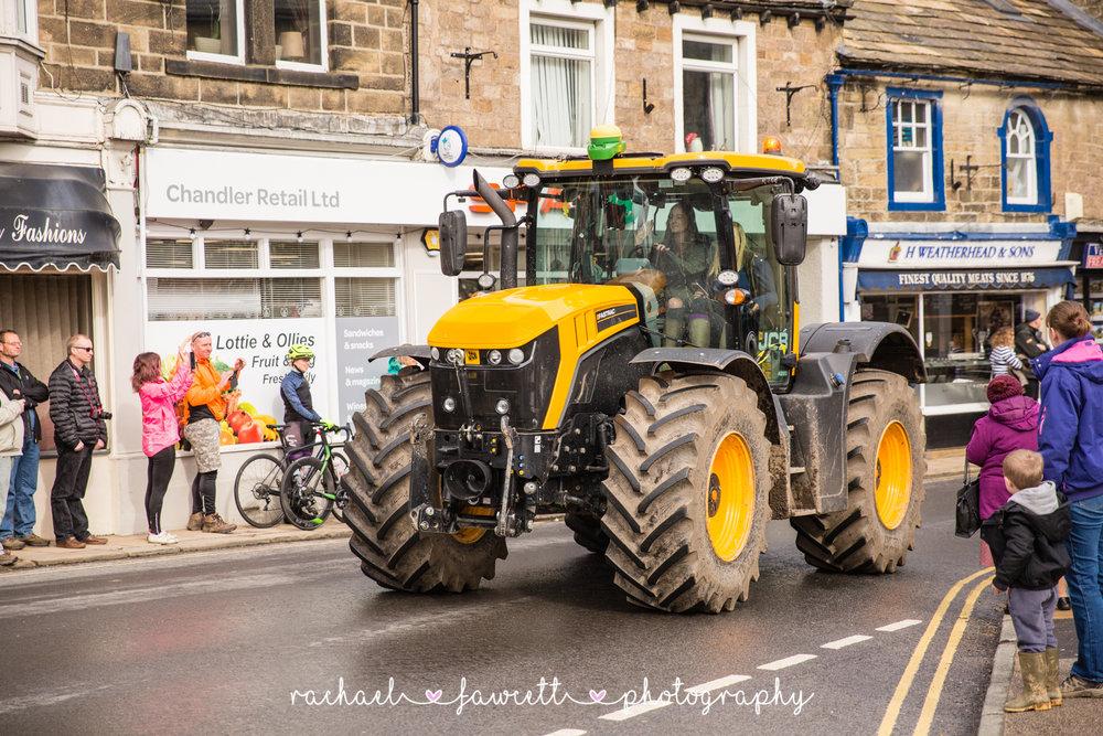 Tractor Run 373