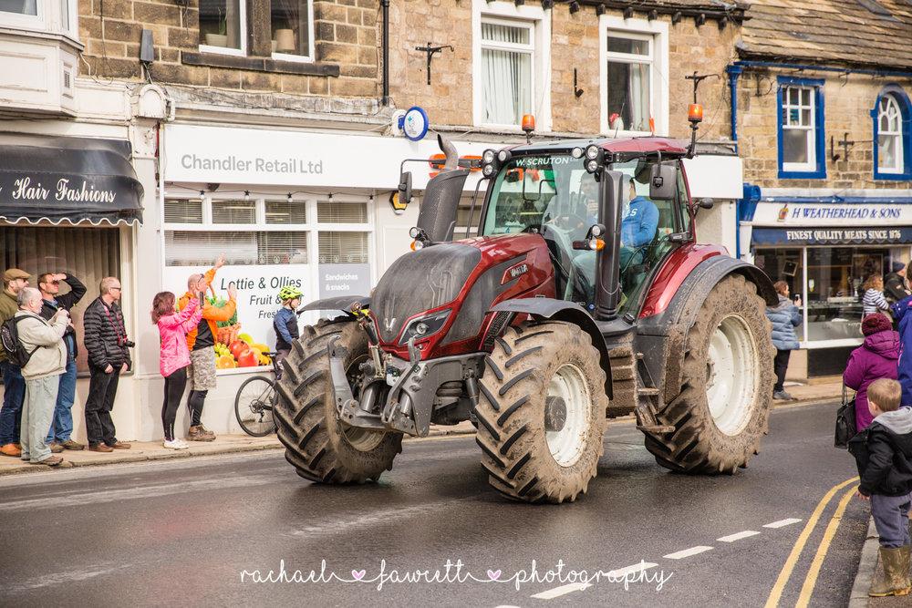 Tractor Run 374