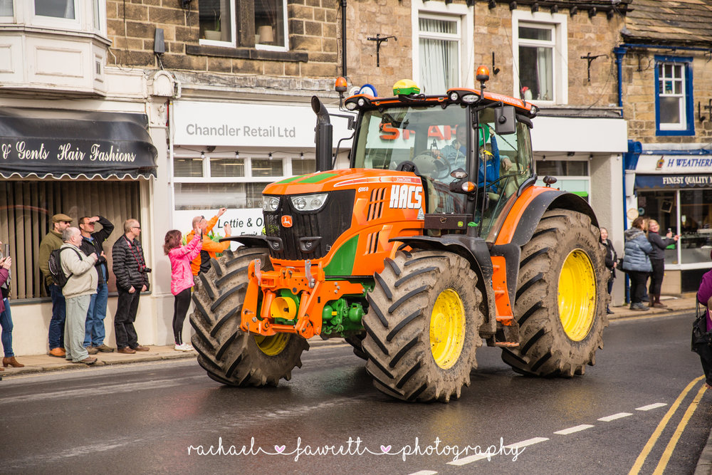 Tractor Run 376