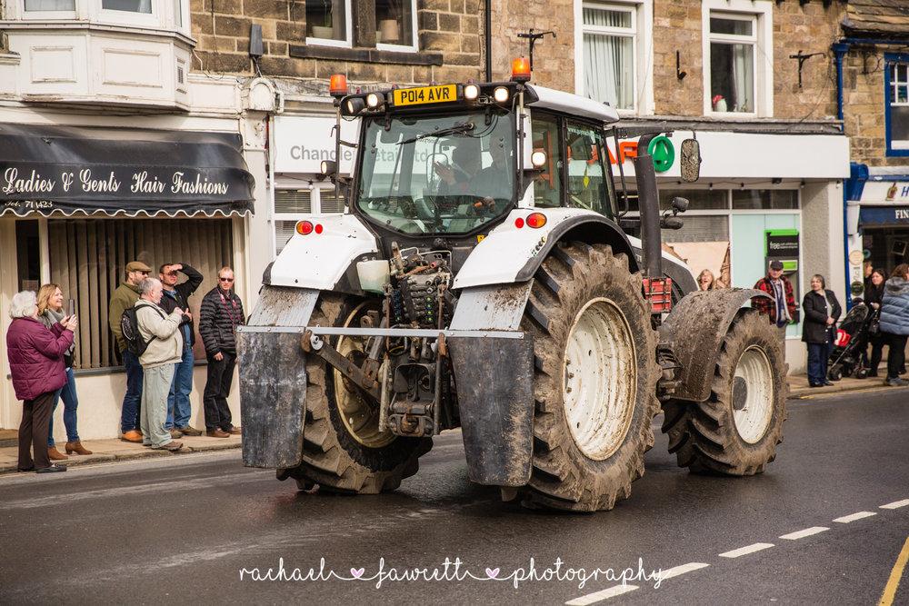 Tractor Run 377