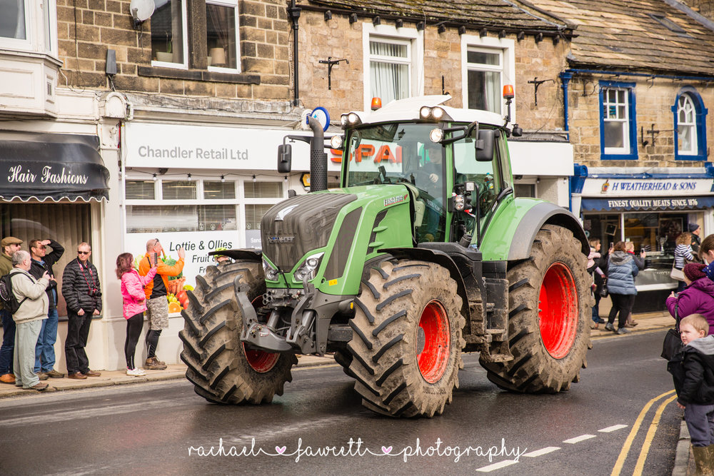 Tractor Run 378