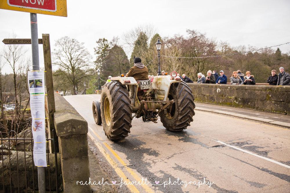 Tractor Run 380