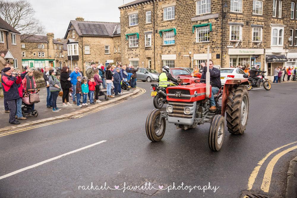 Tractor Run 381