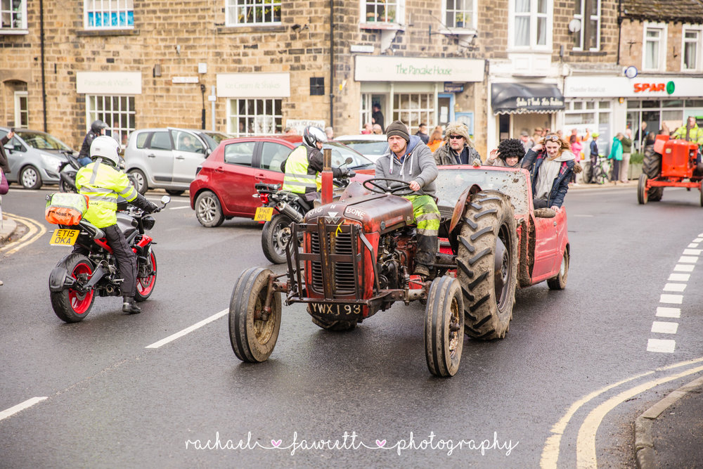 Tractor Run 385