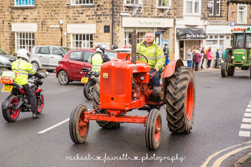 Tractor Run 386