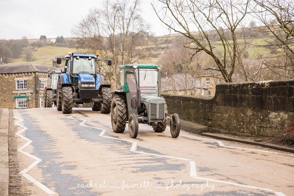 Tractor Run 388