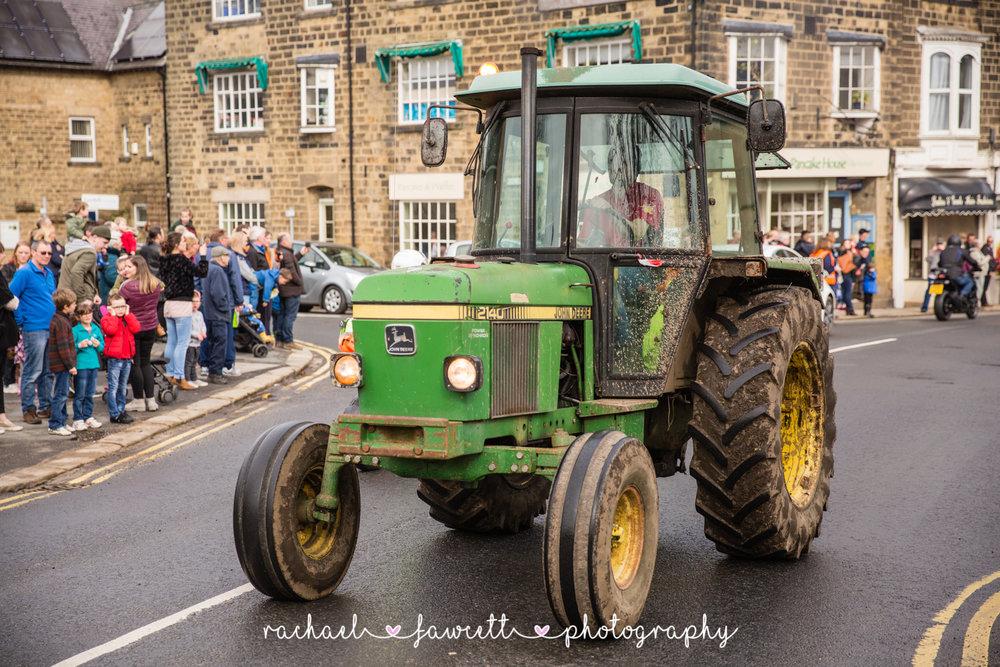 Tractor Run 387