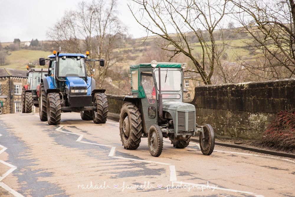 Tractor Run 389