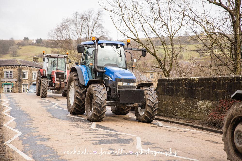 Tractor Run 390