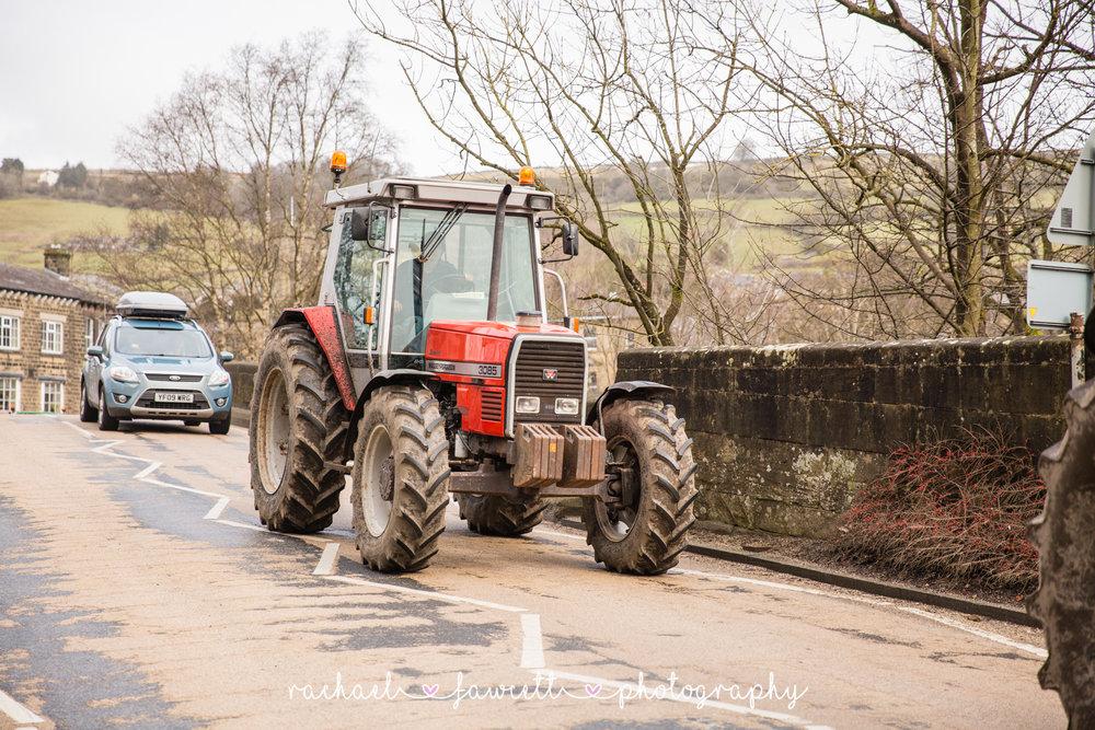 Tractor Run 391