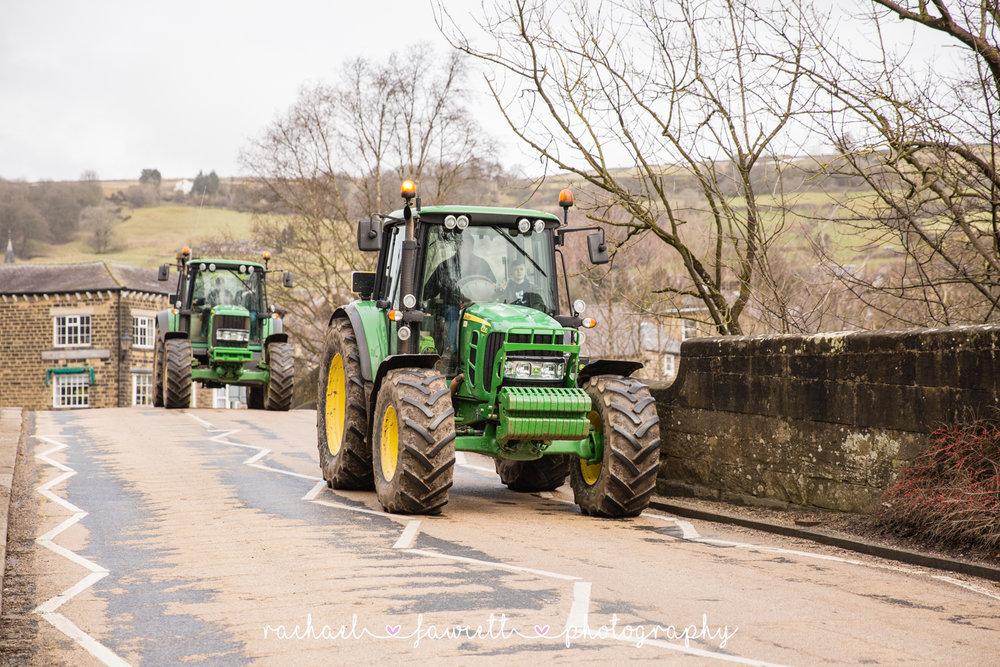 Tractor Run 392