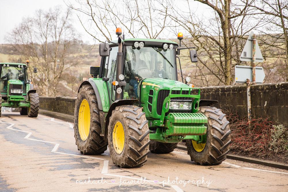 Tractor Run 393