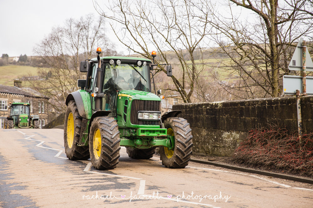 Tractor Run 394