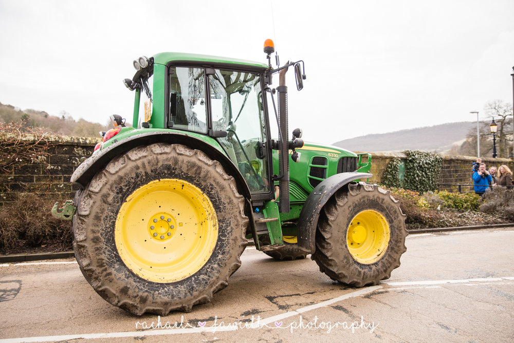 Tractor Run 395