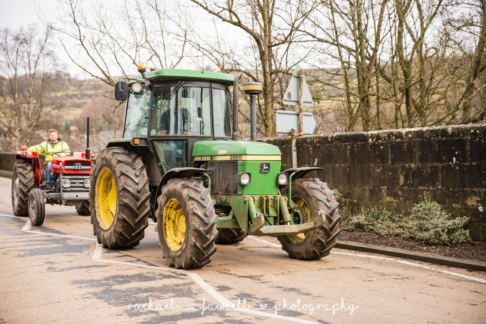 Tractor Run 396