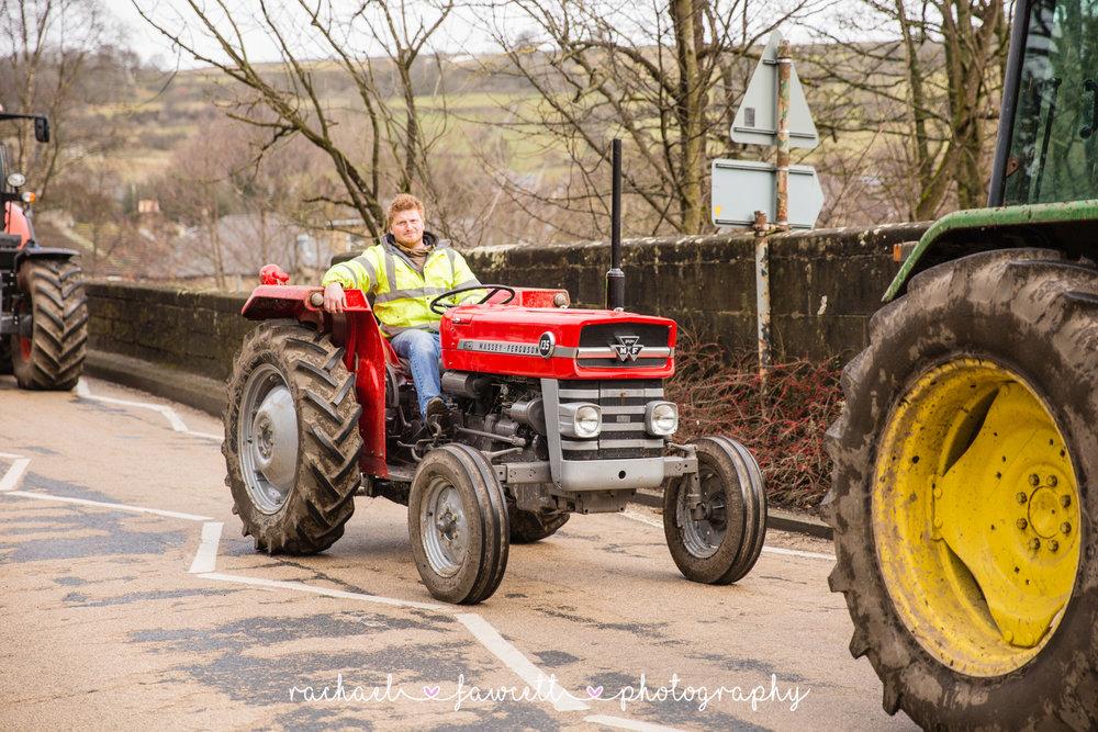 Tractor Run 397