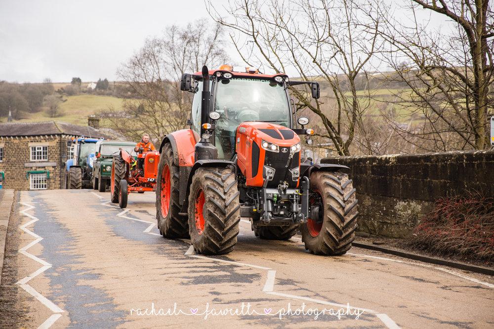 Tractor Run 398