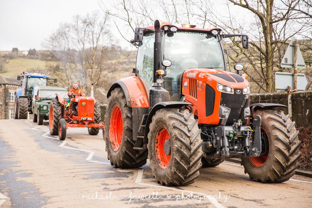 Tractor Run 399