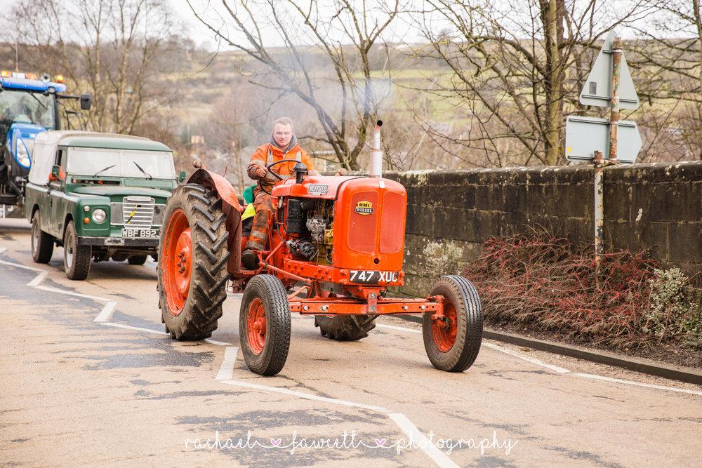 Tractor Run 400