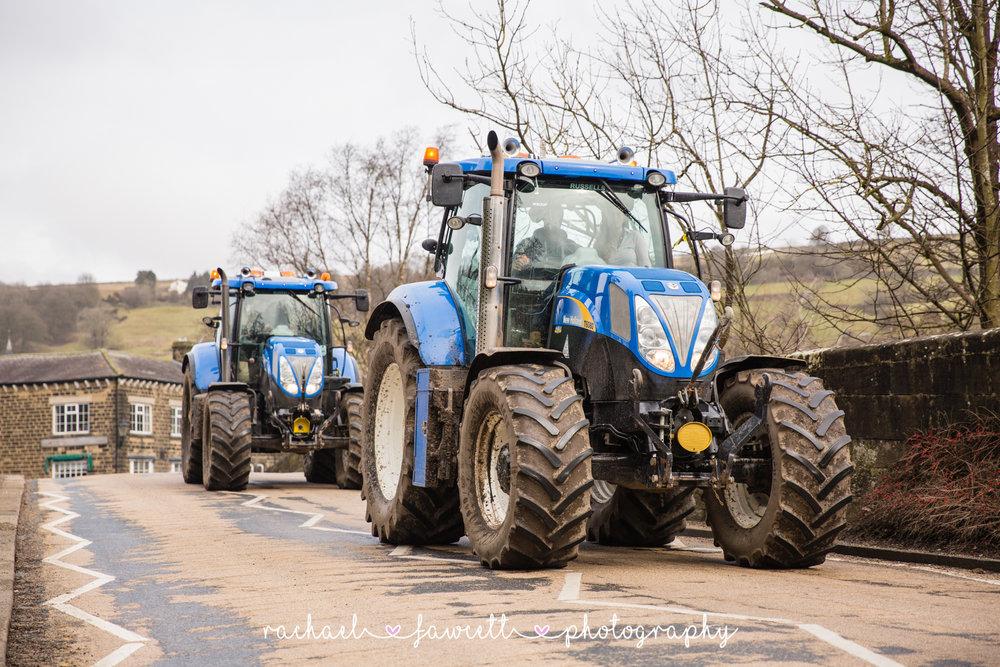 Tractor Run 401