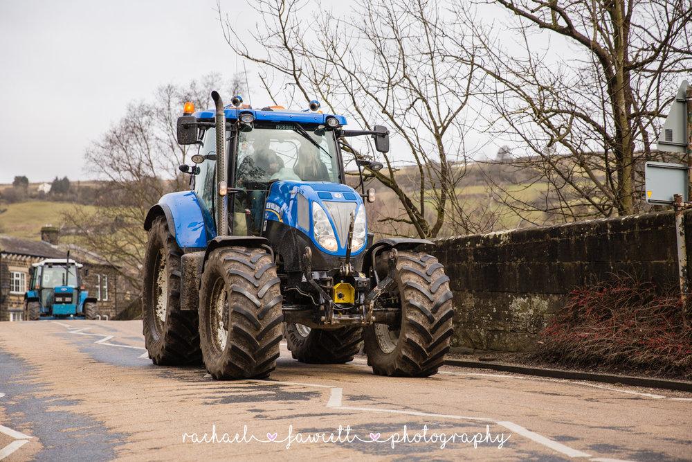 Tractor Run 402