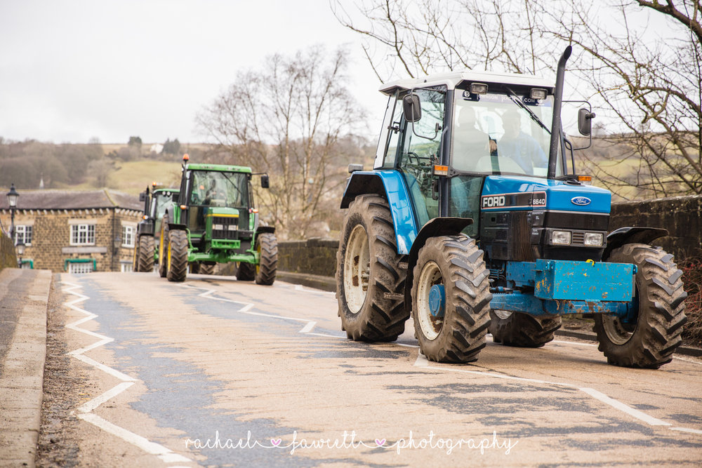 Tractor Run 403