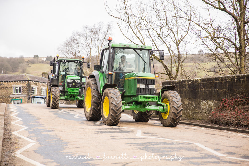 Tractor Run 404
