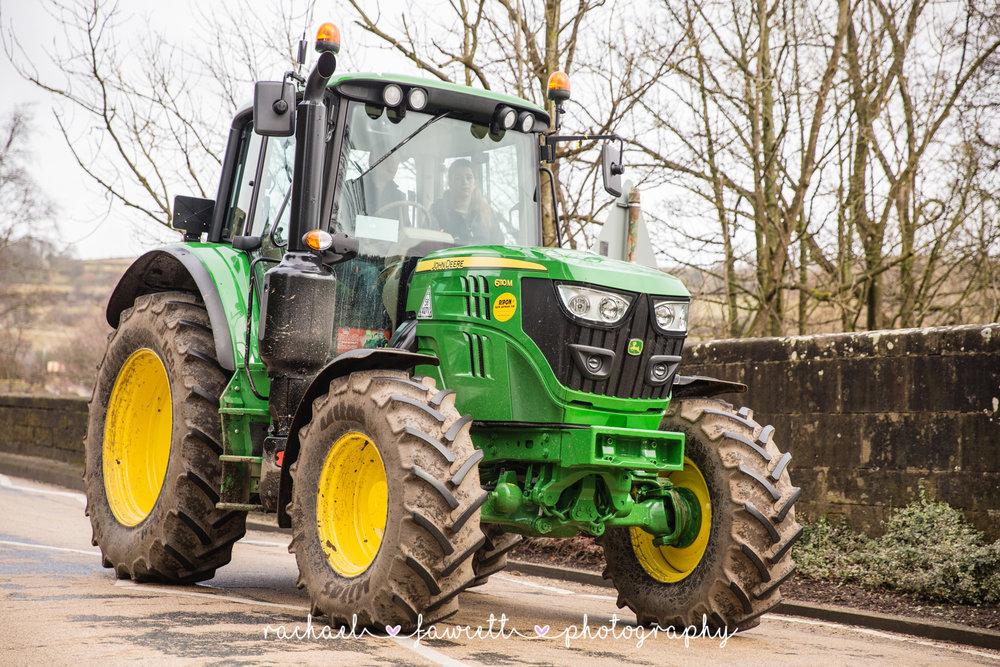 Tractor Run 405