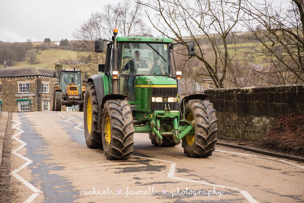 Tractor Run 407