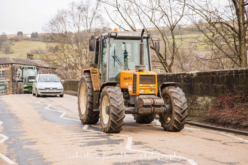 Tractor Run 409