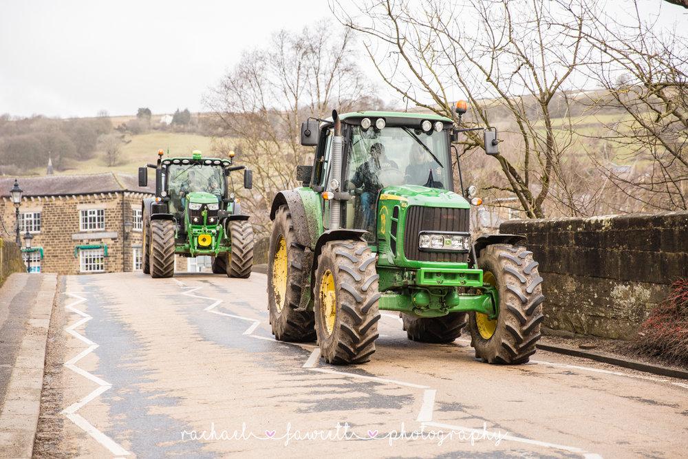 Tractor Run 410