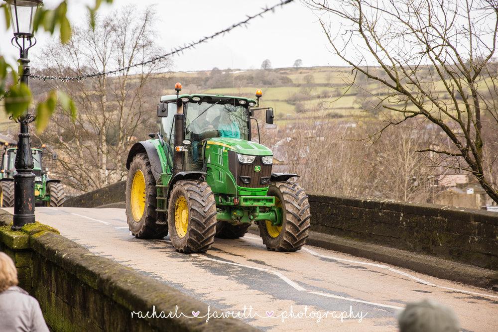 Tractor Run 411