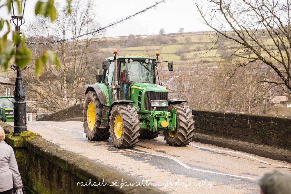 Tractor Run 412