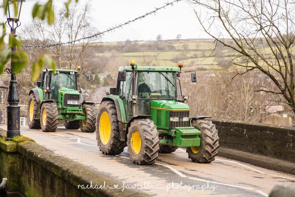 Tractor Run 413