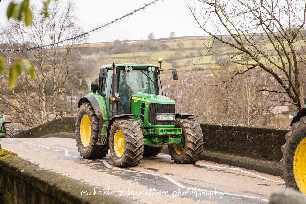 Tractor Run 414