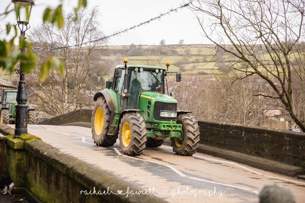 Tractor Run 415