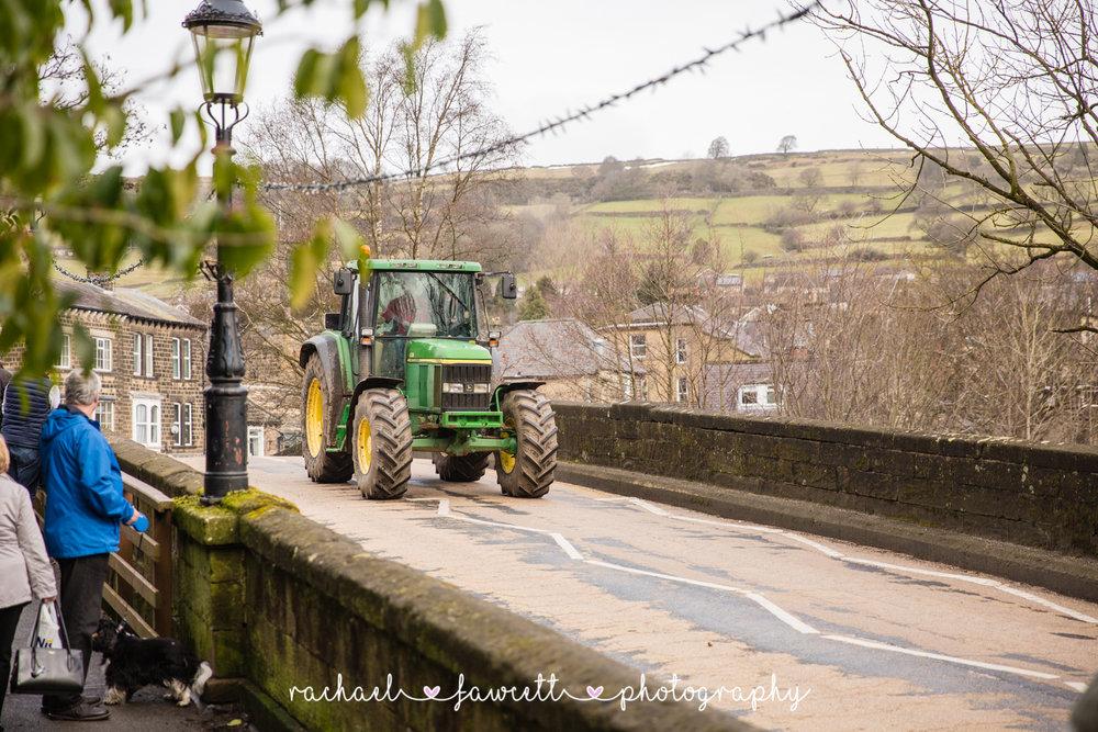 Tractor Run 416