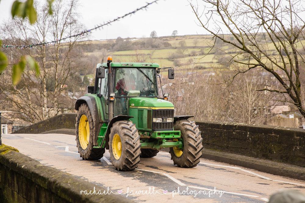 Tractor Run 417