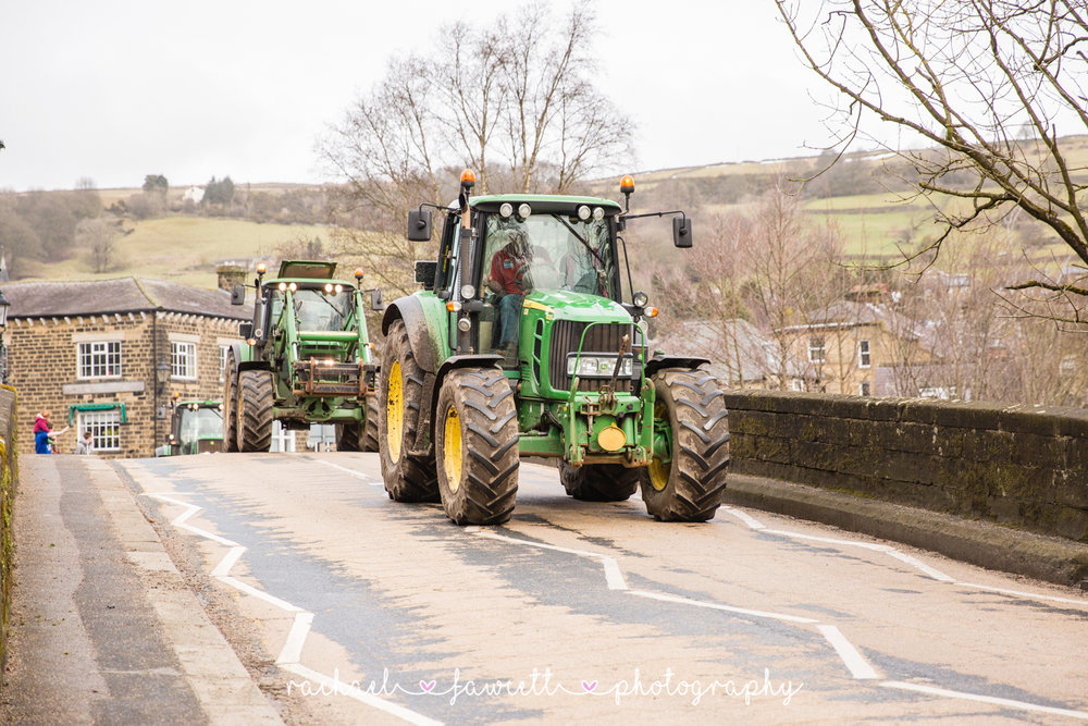 Tractor Run 418