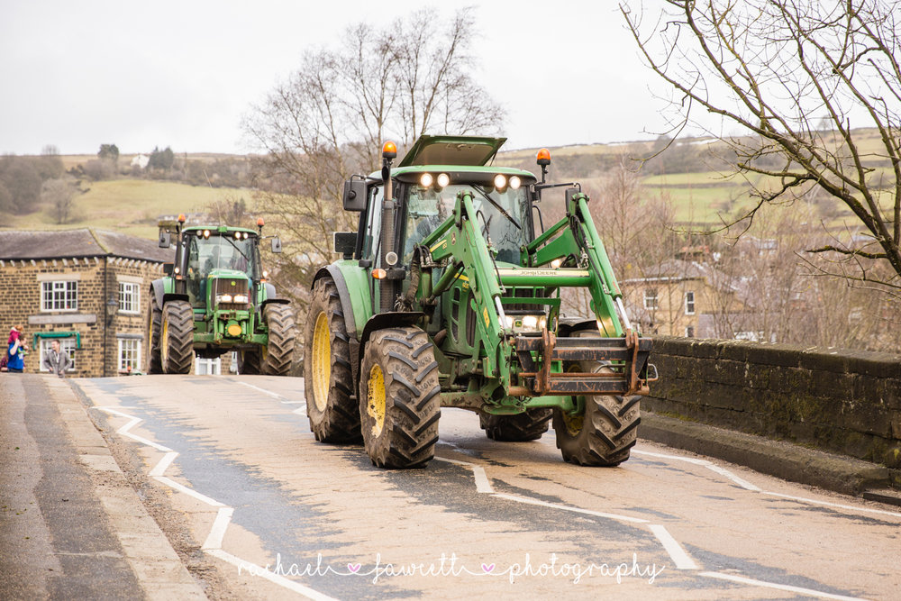 Tractor Run 419