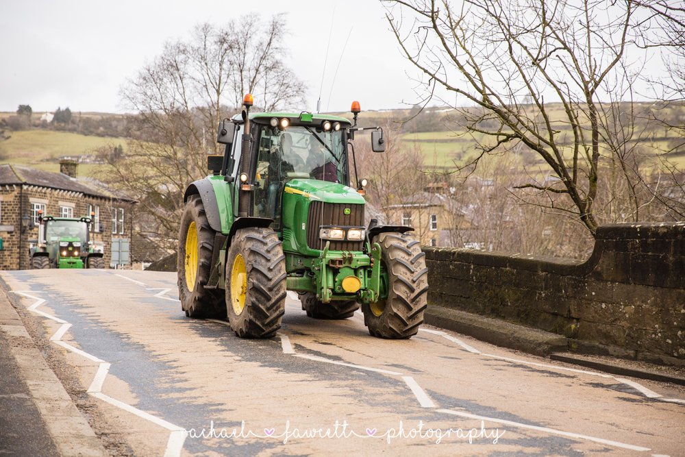 Tractor Run 420