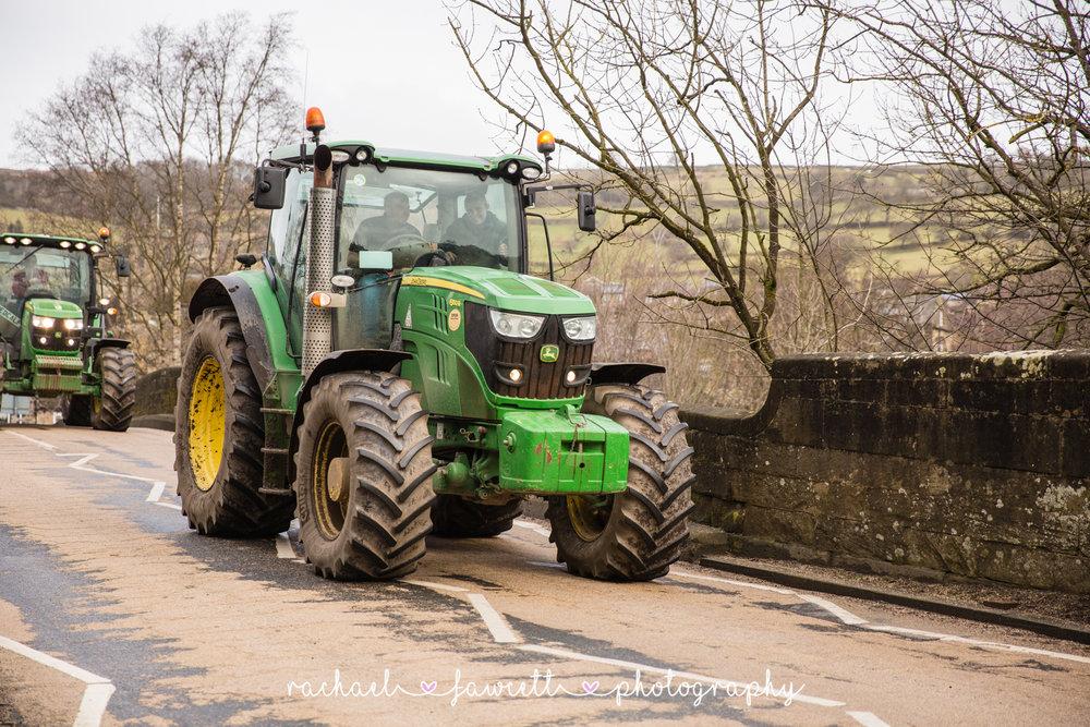 Tractor Run 421