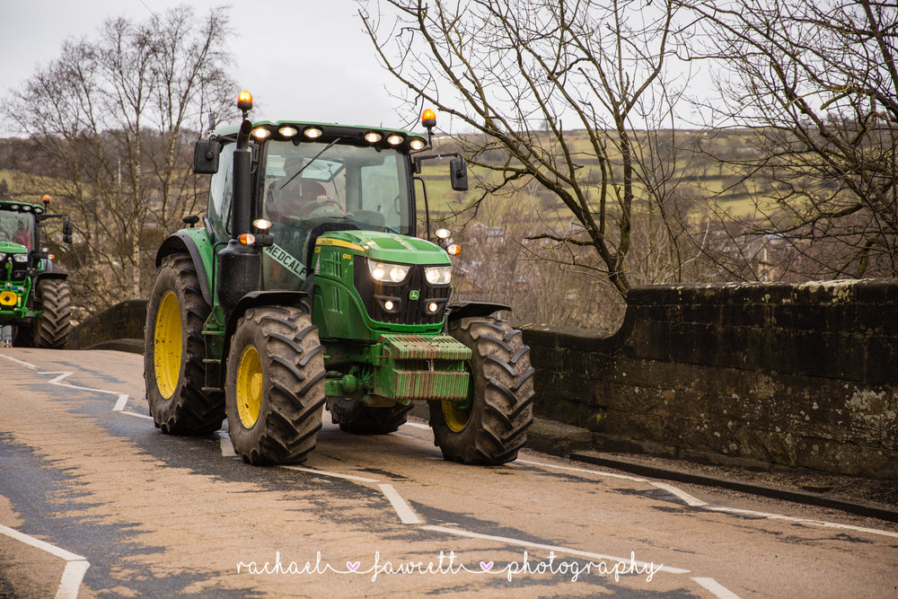Tractor Run 422