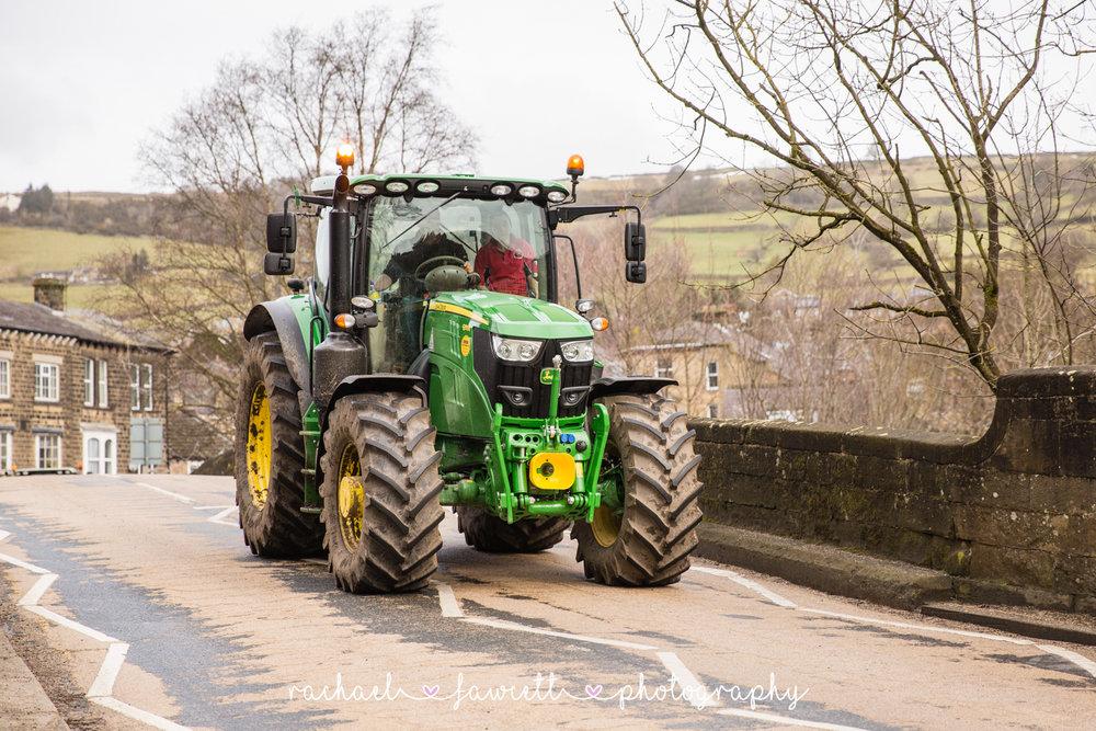 Tractor Run 423