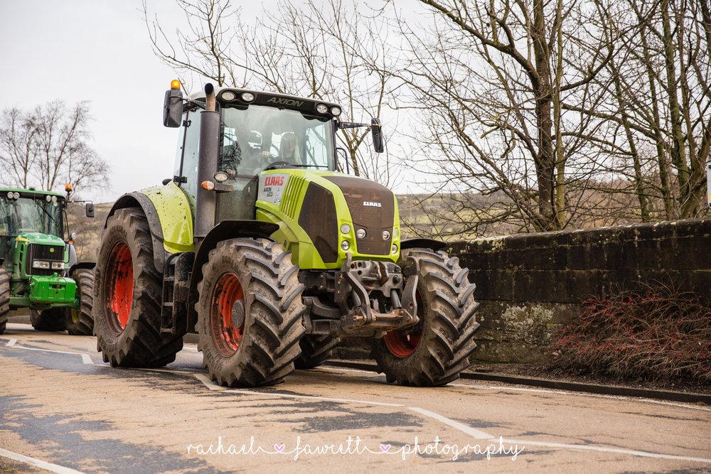 Tractor Run 424