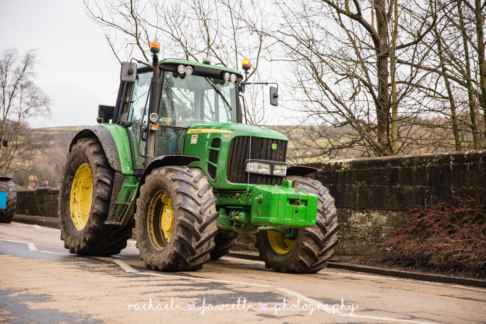 Tractor Run 425