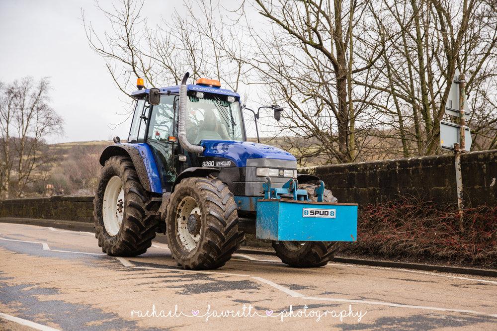 Tractor Run 426