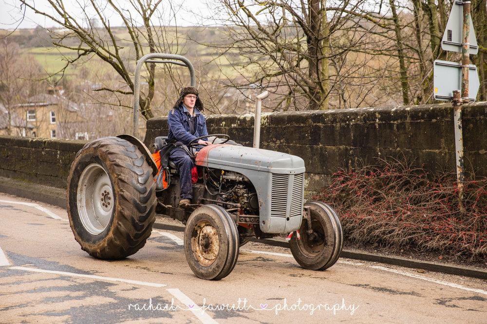 Tractor Run 427