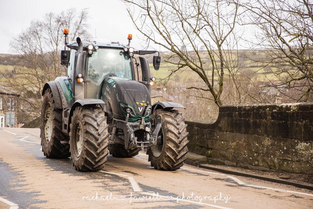 Tractor Run 428
